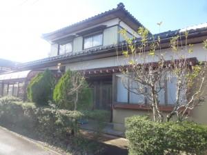 福井県鯖江市定次町の中古売り家