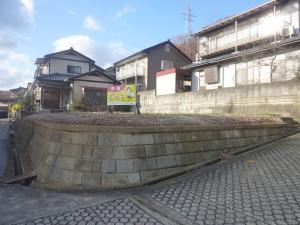 福井県鯖江市西番町内の平和台団地の売り土地